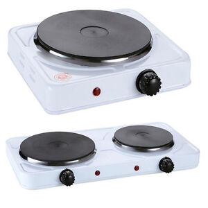 Portatile elettrica piastra riscaldante cucina piano for Piastra elettrica portatile