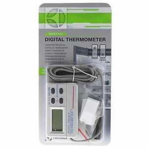 Thermometre digital pour Congelateur, Refrigerateur, Bloc evier