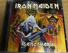 IRON MAIDEN SANCTUARY, ROCK IN RIO 1/19/01, 2 FACTORY PRESSED SILVER DISC CD'S