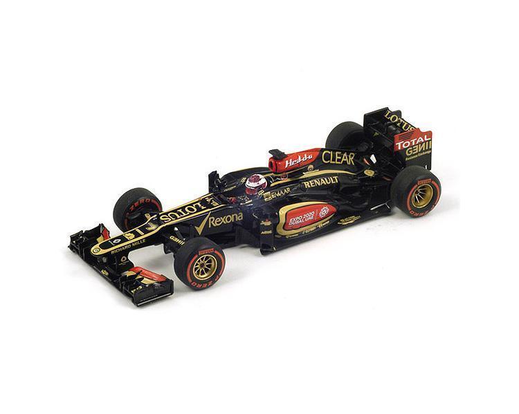 Lotus E21 US GP 2013 H. Kovalainen Kovalainen Kovalainen S3071 Spark 1 43 NEW in a box  34505a