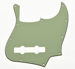 USA-Spec-Mint-Green-5-String-Jazz-J-Bass-Pickguard-Scrach-Plate-Fits-Fender