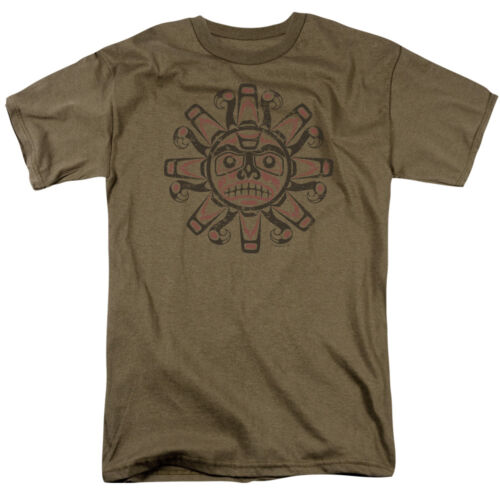 TRIBAL NATIVE AMERICAN INUIT SUN Adult T-Shirt All Sizes