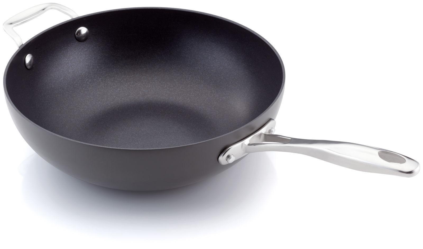Stellar 6000 agitare Fry 28cm che tutti i fornelli compresi INDUZIONE lavastoviglie e forno