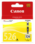 Canon CLI-526Y Yellow Ink Cartridge
