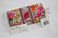 Vera Bradley Tea Garden Gallery Wallet Coin Checkbook 4 Purse Tote Backpack