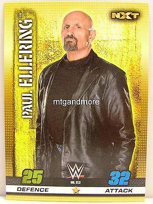 10th Edition #237 Neville Slam Attax