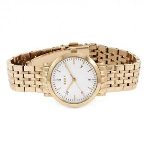Image is loading DKNY-Ladies-Minetta-Rose-Gold-Steel-Bracelet-Jewellery- cbacd0e07b2
