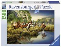 Ravensburger Wild Horses - 1500 Piece Jigsaw Puzzle