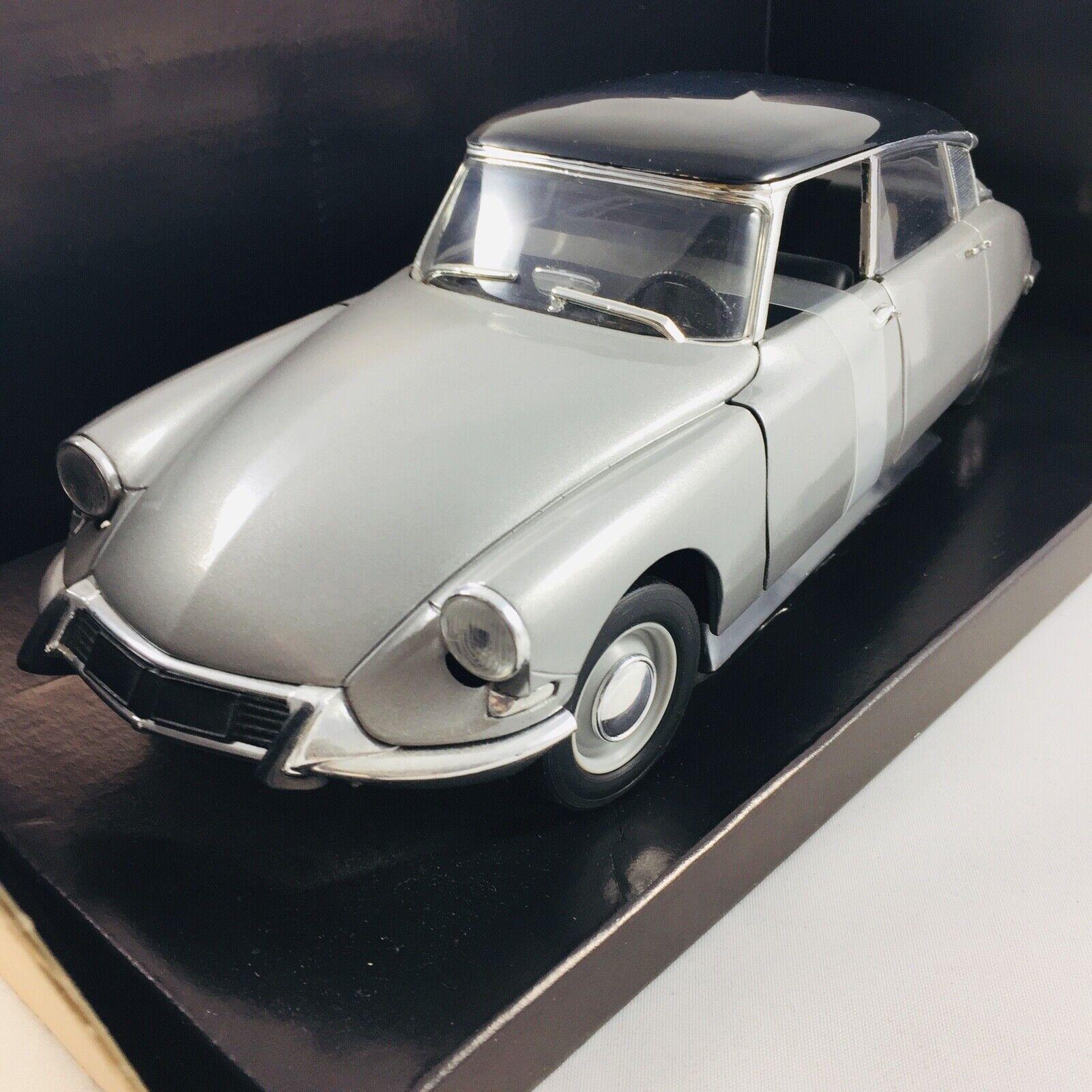 Citroen DS Rallye 1963 Solido 1 18