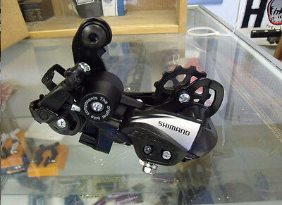 NEW Shimano Tourney RD-TX55 6/7-Speed Direct Mount Rear Derailleur Long Cage