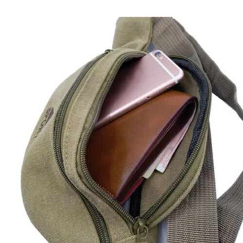 Durable Men Fanny Waist Pack Belt Hip Bum Military Tactical Running Bag Pouch