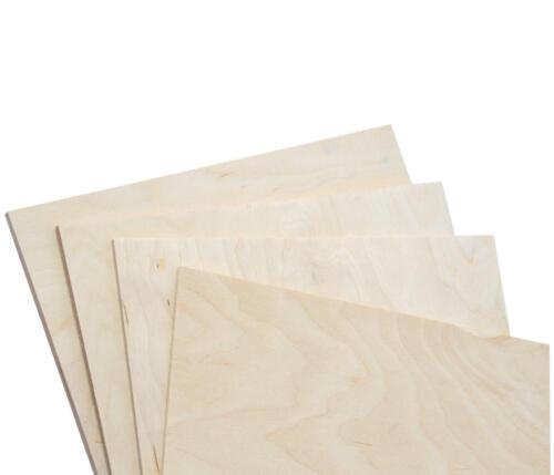 6 mm multiplexplatte Découpe contreplaqué-plaques bois le bouleau Bastler étagère Sol