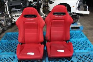 JDM-Honda-Integra-Type-R-OEM-Recaro-Seats-DC5-ITR