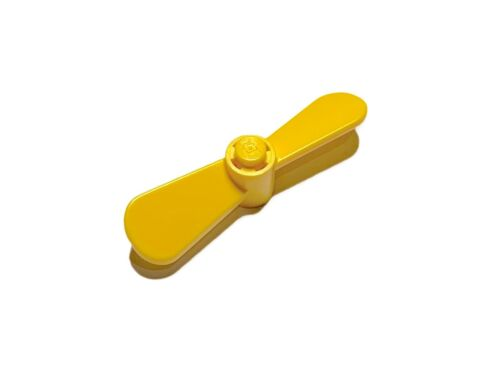 FREE P/&P! LEGO 4745 Propeller 2 Blade Twisted// Select Colour