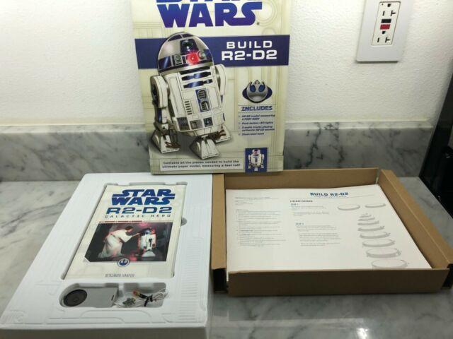 New Open Box Star Wars  Build R2