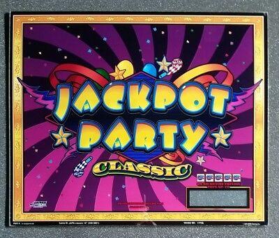 classic jackpot party slot machine