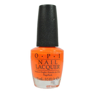 Opi Nail Polish Lacquer BB9 Pants On Fire! 0.5oz / 15ml