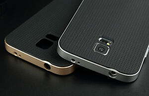 Luxury-Hybrid-Hard-PC-Bumper-Soft-Rubber-Matte-Case-Cover-For-Samsung-Galaxy-S5