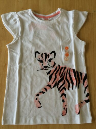 NWT Gymboree Animal Party Tiger Tee Shirt Top Leggings 2pcs set 5 6 8 Girls
