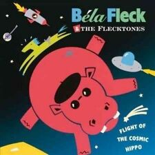 Fleck,Bela & Flecktones Flight Of The Cosmic Hippo 180g w/download vi NEW sealed