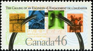 Canada-Scott-1848-Engineering-Achievements-VF-MNH-OG-18260