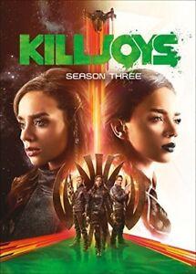 Killjoys-Season-Three-2-DISC-SET-DVD-New