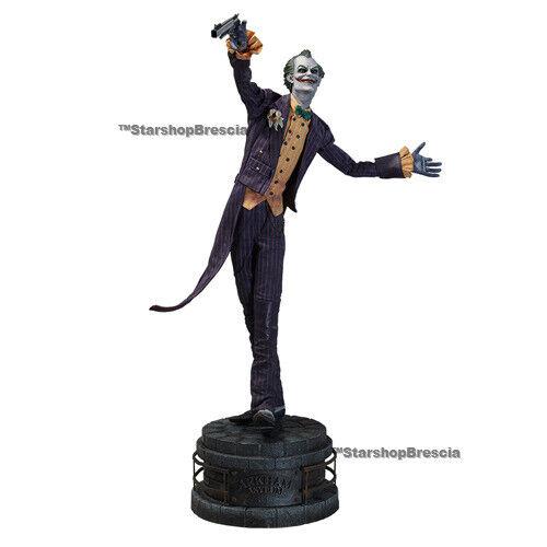BATMAN - Arkham Asylum - Joker Premium Format Figure 1 4 Statue Sideshow