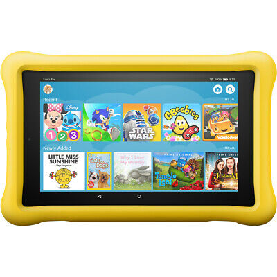 Amazon Fire HD Kids Edition 32GB WiFi Tablet Tablet Yellow
