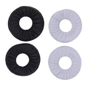 A Pair Of High Quality Replacement Earphone Ear Pad Earpads Soft Foam Cushion For Sony Mdr-v150 V300 Zx100 Headphones black Tragbares Audio & Video Kopfhörer-zubehör