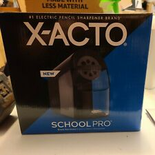 New Listingx Acto Pencil Sharpener School Pro Electric Pencil Sharpener With Six Size Dial