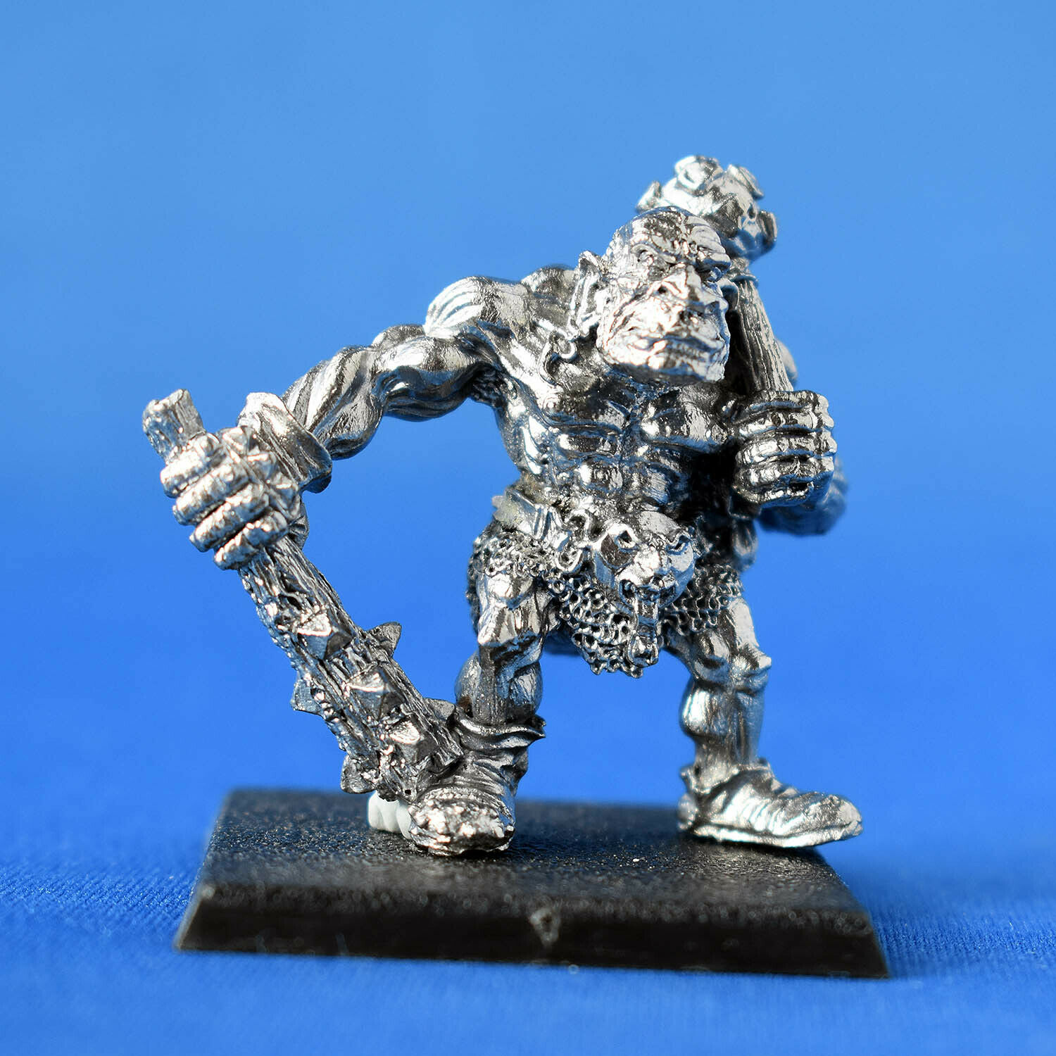 WARHAMMER CITADEL OOP 40K C23 BOB OLLEY OGRYN OGRE CLUB MACE GAMES WORKSHOP