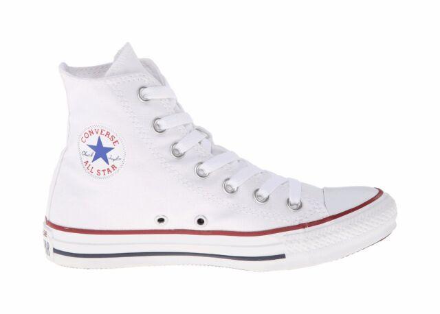 0fa7a2032bba8c Converse Men Shoes Classic Chuck Taylor Hi Optical White Fashion Sneaker  M7650