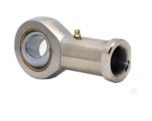 M14 Uniballgelenk Innengewinde Links Gelenkkopf Spurstangenkopf Kugelkopf