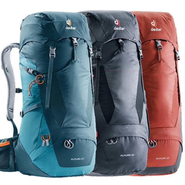 schnell verkaufend Super günstig ausgewähltes Material Trekking Backpack Deuter Futura 30 Black