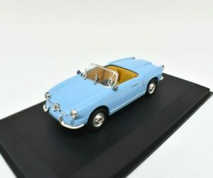 Modello-Auto-Fiat-Abarth-750-SPYDER-SCALA-1-43-Diecast-modellcar-statico-RARO