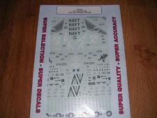 1/48 FA-18 decals 48-346 VFA-132, VFA-303, VFA-305