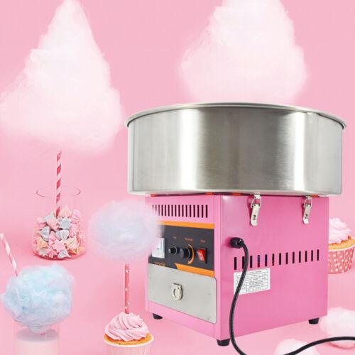 Profi Zuckerwattemaschine Zuckerwattegerät 1000W Candymaker Maschine Zuckerwatte  AGdH1