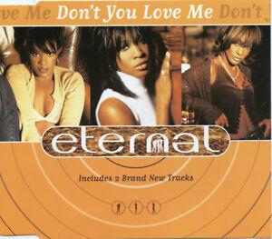 Eternal-2-Don-039-t-You-Love-Me-CD-Single
