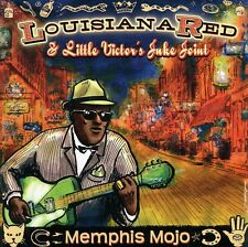 Louisiana Red, Louisiana Red & Little Vic - Memphis Mojo [New CD] Jewel Case Pac