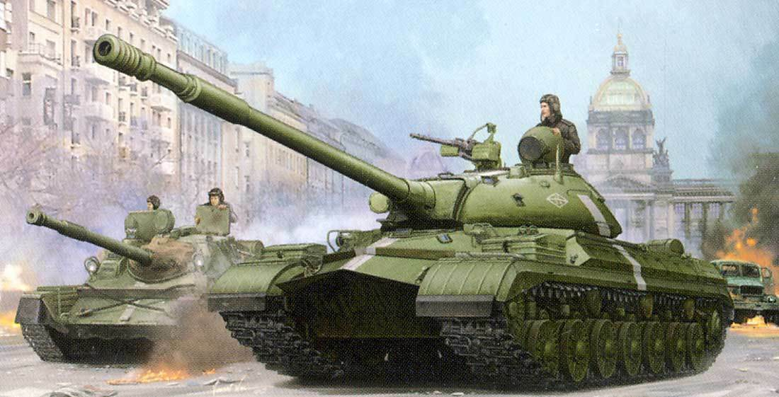 Trumpeter Soviet T-10M Heavy Tank Solid M-62-T2 + Etched Parts 1 3 5 Model Kit