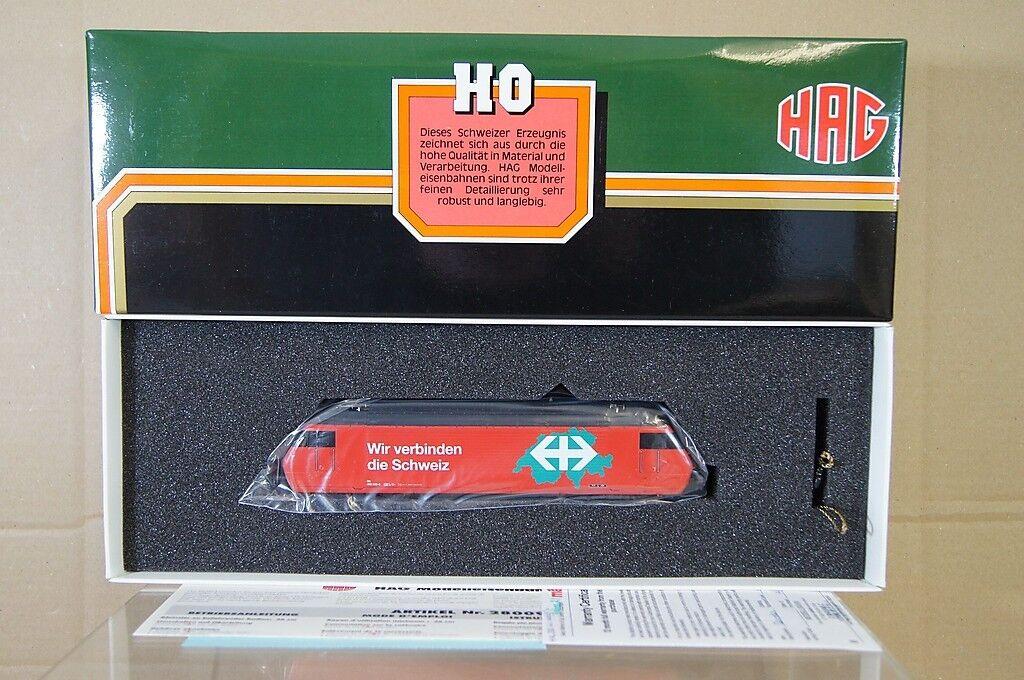 Hag 280 Numérique Ac SBB Cff Classe Re 4 4 460 E-Lok Locomotive 035-9 Wir