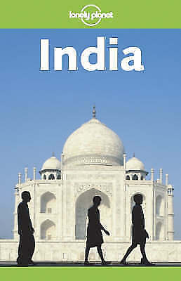 """""""AS NEW"""" India (Lonely Planet Travel Guides), etc., Finlay, Hugh, Book"""