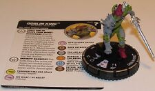GOBLIN KING 040 15th Anniversary What If? Marvel HeroClix Super Rare