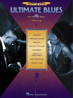 Ultimate Blues Sheet Music 90 Of The Best Piano Vocal Guitar Songbook 000310723