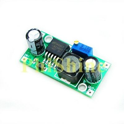 LM2596S-ADJ DC-DC Buck Regulator Power Module 3A Adjustable 5V/12V/24V