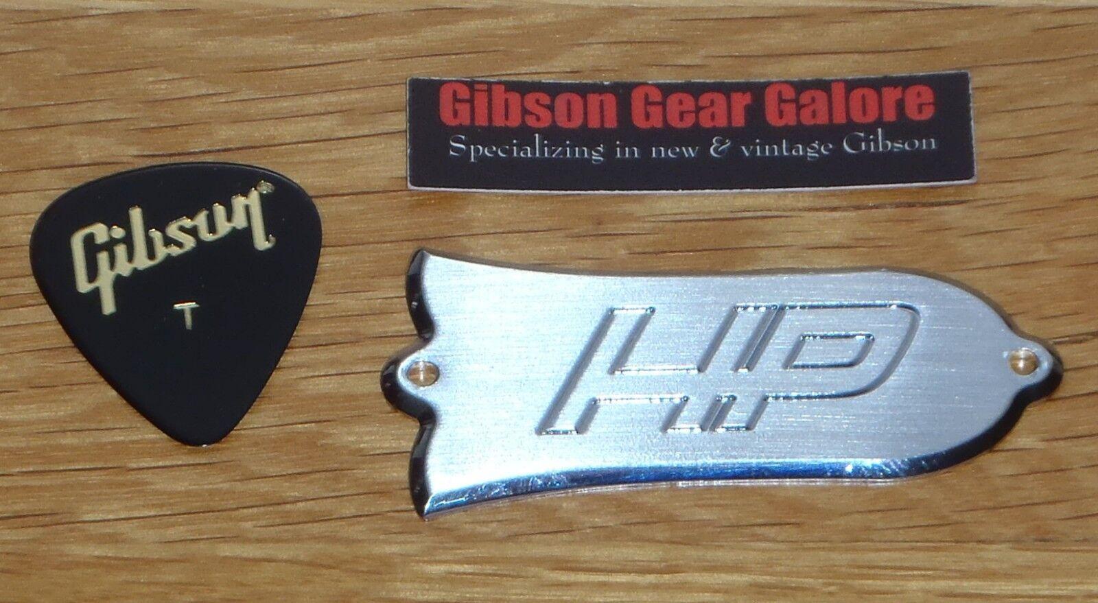 Gibson Les Paul Truss Rod Cover HP Metal Guitar Parts High Performance 2018 SG V