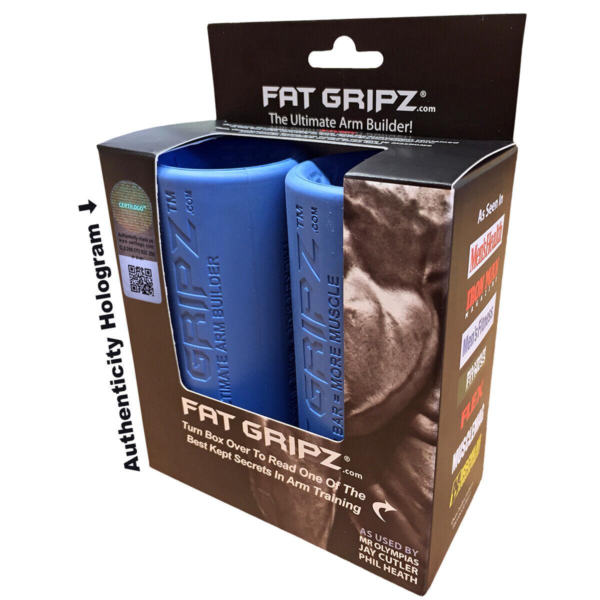 Fat Gripz The Ultimate Arm Builder Original Bar Grippers