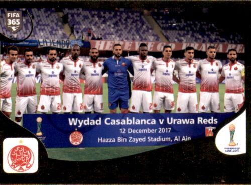 Panini FIFA365 2019 FIFA Club world cup Wydad Athletic Club Sticker 455