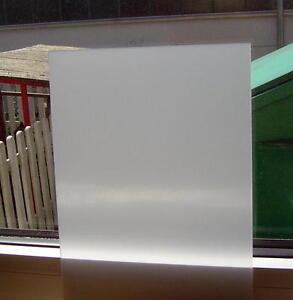 M 49 98 Plexiglas Acrylglas Milchglas 79 3mm Ideal Sichtschutz