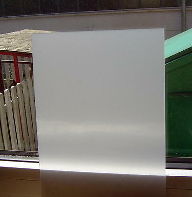 PLEXIGLAS® Acrylglas milchglas 79% Lichtdurchlässig 3mm kostenloser Zuschnitt